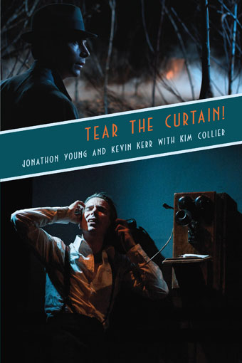Tear the Curtain!Front Cover