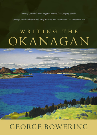 Writing the OkanaganFront Cover