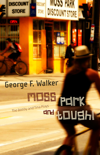 Moss Park and Tough!Front Cover
