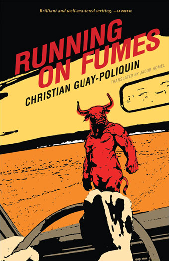 Running on FumesFront Cover