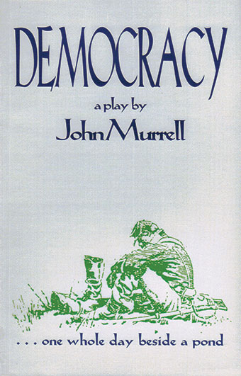 DemocracyFront Cover