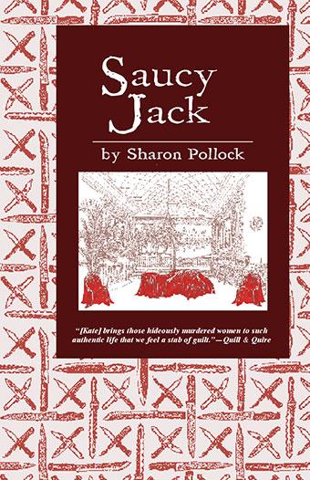 Saucy JackFront Cover