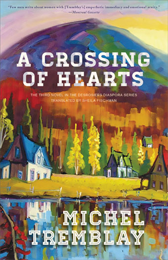 A Crossing of HeartsFront Cover
