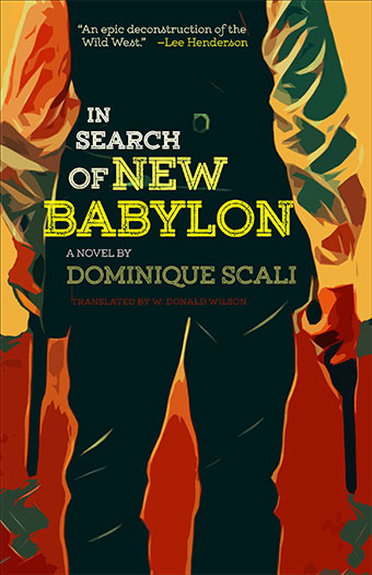 In Search of New BabylonFront Cover