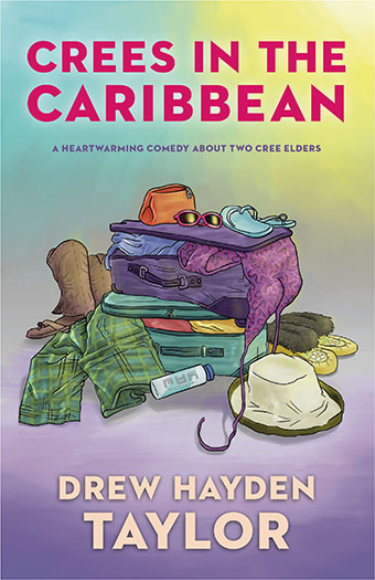 Crees in the CaribbeanFront Cover