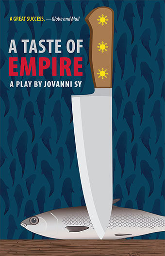 A Taste of EmpireFront Cover