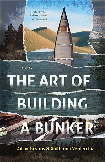 The Art of Building a BunkerFront Cover
