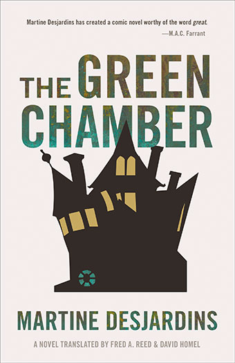 The Green ChamberFront Cover