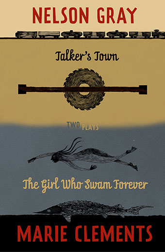 Talker's Town and The Girl Who Swam ForeverFront Cover