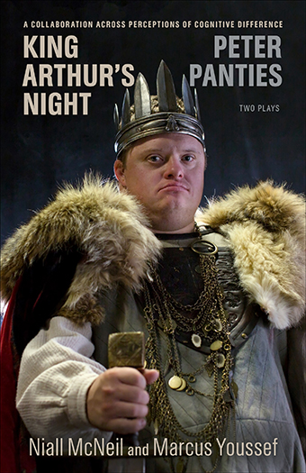 King Arthur's Night and Peter PantiesFront Cover