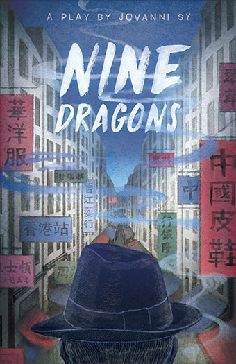 Nine DragonsFront Cover