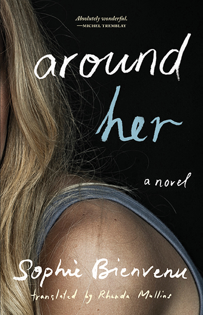 Around HerFront Cover