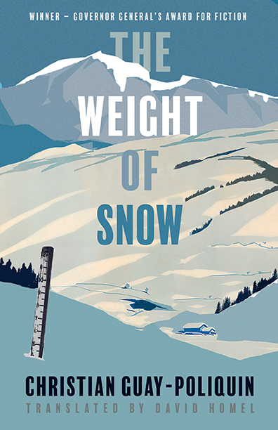 The Weight of SnowFront Cover
