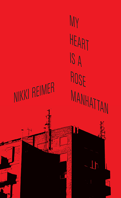 My Heart Is a Rose ManhattanFront Cover
