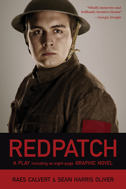 RedpatchFront Cover