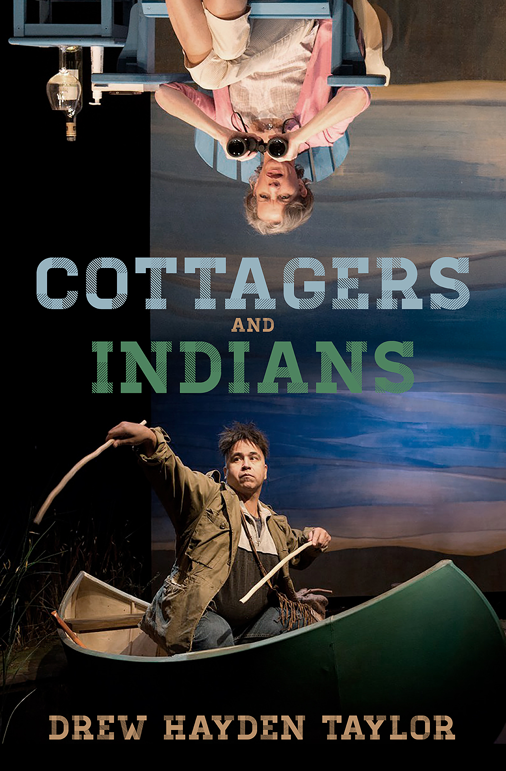 Cottagers and IndiansFront Cover