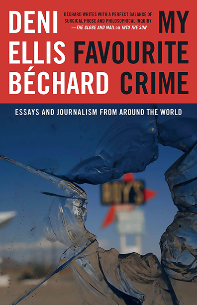 cover of My Favourite Crime