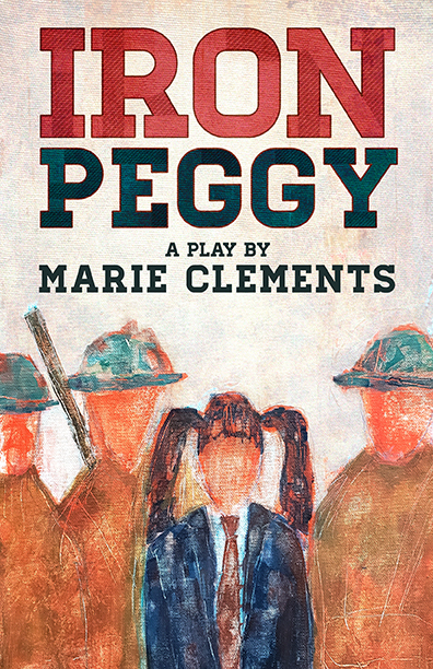 Iron PeggyFront Cover