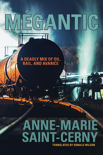 MéganticFront Cover