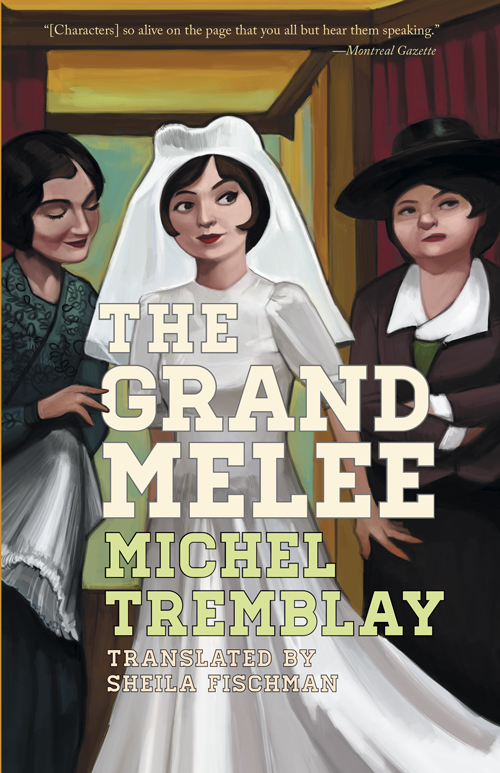 The Grand MeleeFront Cover