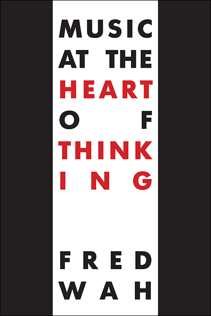 Music at the Heart of ThinkingFront Cover