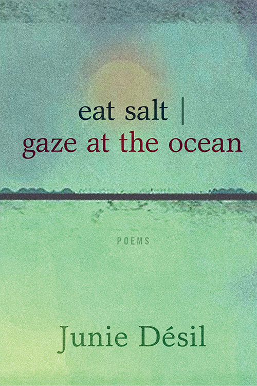 eat salt | gaze at the oceanFront Cover