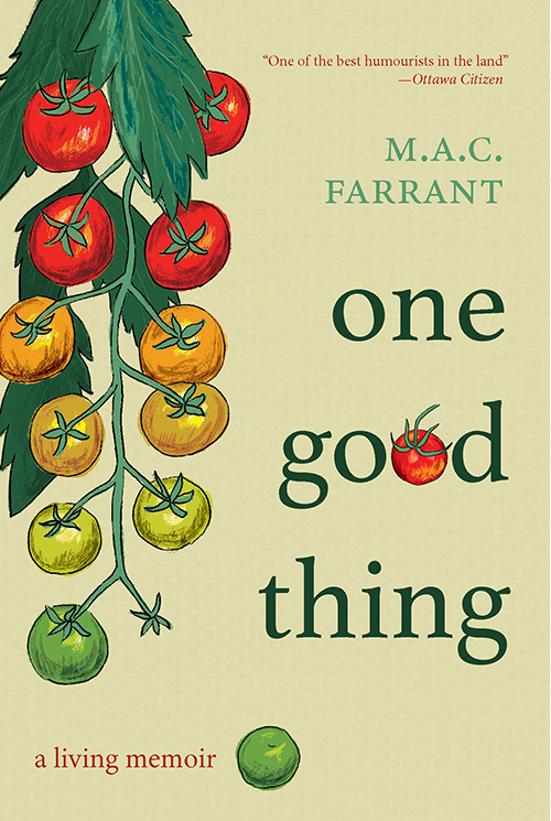 One Good ThingFront Cover