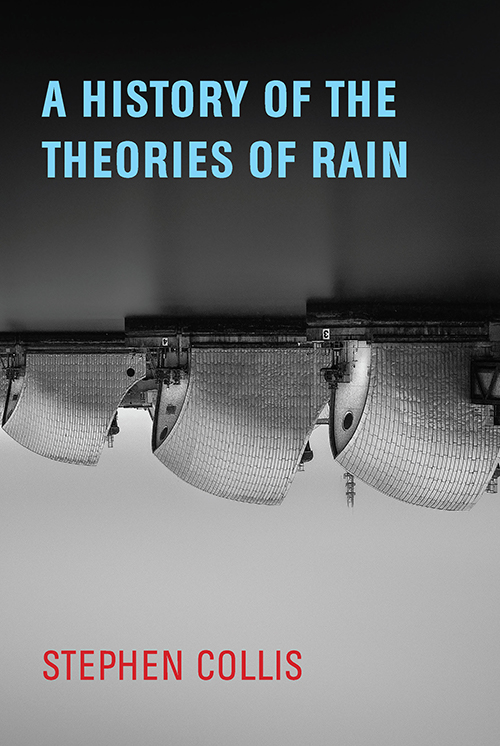 A History of the Theories of RainFront Cover
